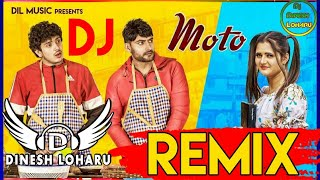 MOTO ReMix Song Video | Diler Kharkiya New Hr Song 2020 | Haye Re Meri Moto ReMix | DEEPAK UMARWASIA