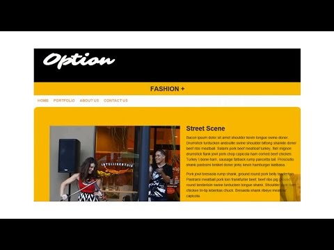 How to Create Your First Web Page in Dreamweaver CS6 & CC