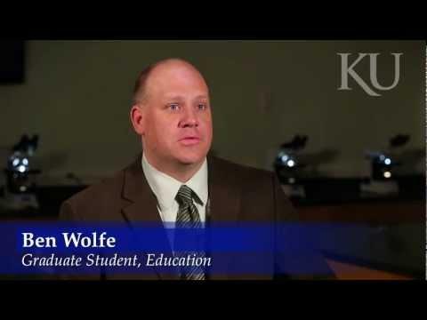 Graduate Research Student Profile: Ben Wolfe