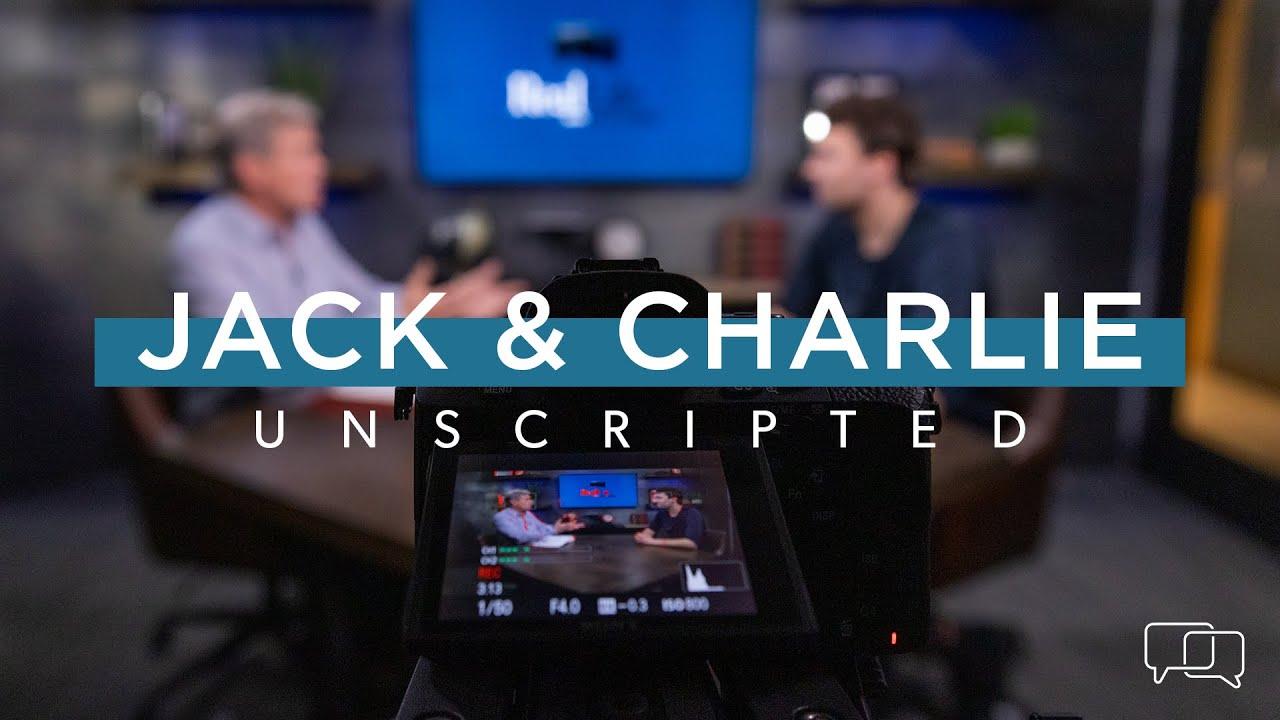Jack & Charlie: Unscripted