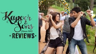 Kapoor & Sons (Since 1921) - Movie Reviews
