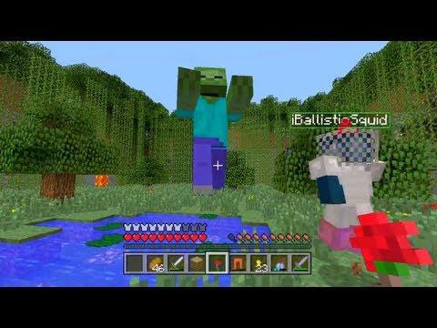 Minecraft Xbox - Giant Zombie - Kryptic Kingdom - Part 7