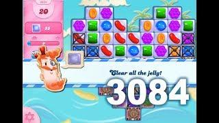 Candy Crush Saga Level 3084 (no Boosters)