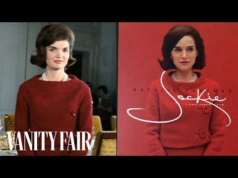 Becoming Jackie Kennedy with Natalie Portman | Vanity Fair