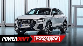 Audi Q3 Sportback: A more desirable Q3 : IAA 2019 : PowerDrift