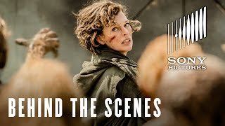 Resident Evil: The Final Chapter - Fight Like a Girl - Starring Milla Jovovich - At Cinemas Feb 3