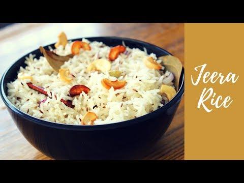 ಜೀರಾ ರೈಸ್ (ಜೀರಿಗೆ ಅನ್ನ)| Restaurant style Jeera rice | Cumin fried rice in Kannada