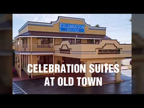Hotel Celebration Suites at Old Town - Orlando - Kissimmee
