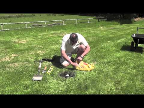 How to install a Ground Spike