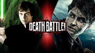 Luke Skywalker VS Harry Potter   DEATH BATTLE!   ScrewAttack!