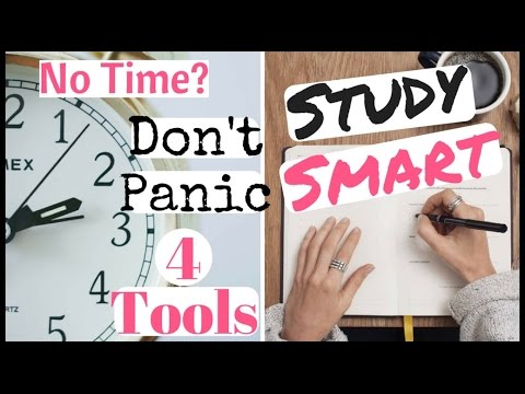 How To Prepare For Exams in Short Time Effectively|Useful Tips For Exam in Hindi|Study Smart