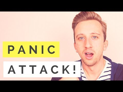 I HAD A PANIC ATTACK!! How To Stop & Relieve An Anxiety Attack