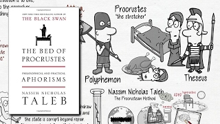 The Bed of Procrustes by Nassim Nicholas Taleb | Animated