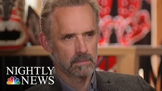 Extended Interview: Jordan Peterson Discusses How The World Shapes His Views | NBC Nightly News