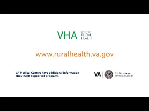 VHA Office of Rural Health: Meeting the Challenge of Rural Veteran Health Care