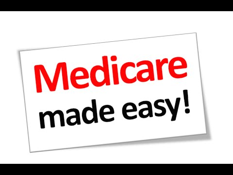 Original Medicare Part A and Part B explained