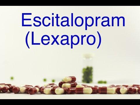 Escitalopram (Lexapro) : Meds Made Easy (MME)