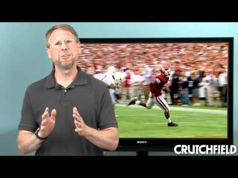 LCD TV Refresh Rates Tutorial | Crutchfield Video