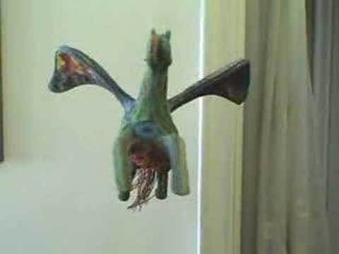 Spirit Horse (Dedicated to Barbaro)