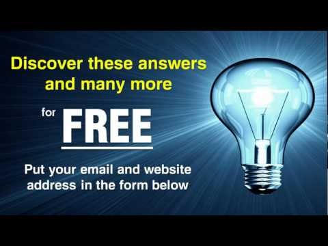 Website analytics video review for FREE