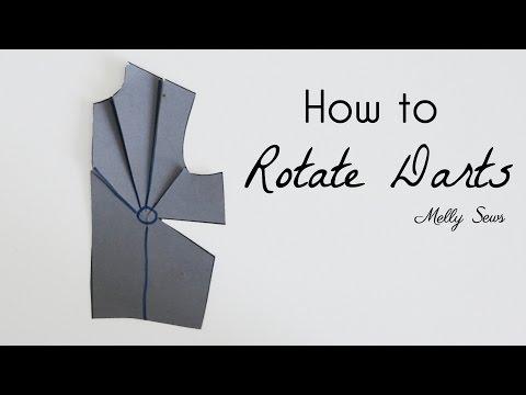 How to Rotate Darts