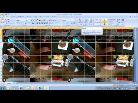 How to Create Interactive Image Excel.wmv