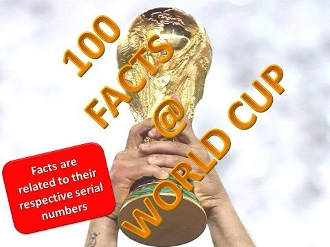 FIFA World Cup - interesting facts !!!
