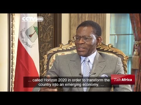 Conversation with Equatorial Guinea's President Teodoro Obiang Nguema Mbasogo