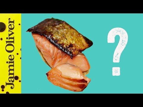 How To Perfectly Grill Fish | 1 Minute Tips | Jamie Oliver
