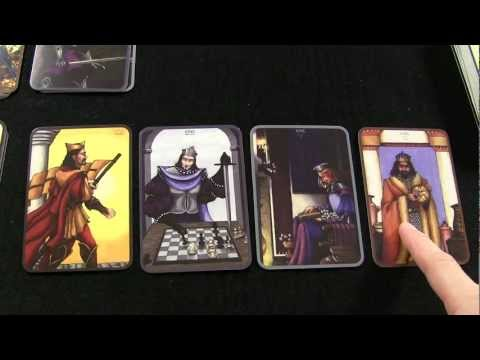 How to read tarot court cards - the easy way