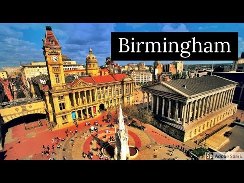 Travel Guide Birmingham West Midlands UK Pros And Cons Review