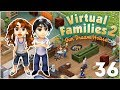 Birth of One Lucky Baby Girl!! • Virtual Families 2 - Episode #36
