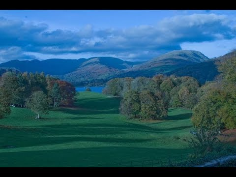 In the Cumbrian mountains time lapse at 16 fps