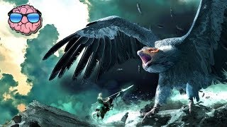 Top 10 Creatures From PERSIAN MYTHOLOGY
