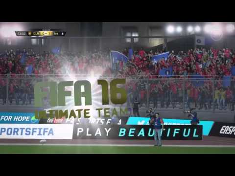 How to start Fifa 16 Generic Road to glory ep 1