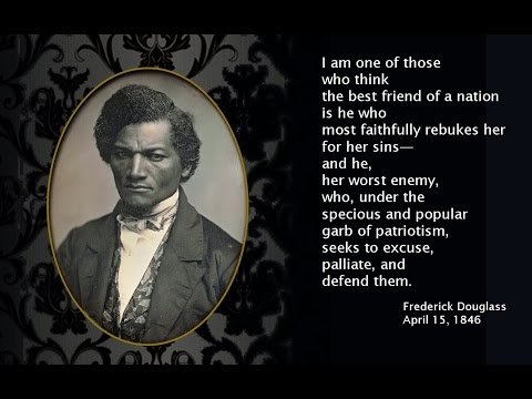Frederick Douglass   From Slave to Abolitionist