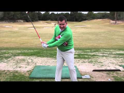 Drive the ball further: How to avoid the chicken wing