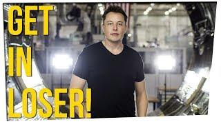 Elon Musk Announces New Plan to Revolutionize Global Travel
