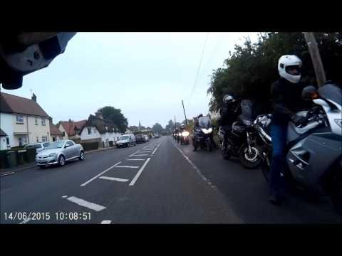 East London Advanced Motorcyclist  (ELAM) - Wallies Cafe