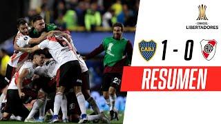 Boca Juniors - River Plate [1-0] | GOLES | Semifinal (Vuelta) | CONMEBOL Libertadores