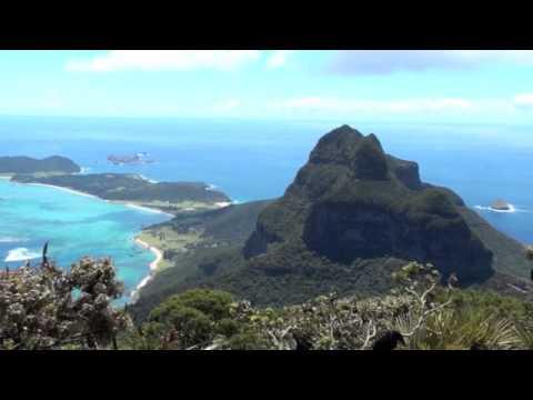 Mt Gower Climb Lord Howe Island