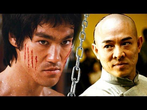 Xxx Mp4 Bruce Lee Versus Jet Li ☯Lee VS Li Jeet Kune Do Vs Beijing Wushu Martial Arts 3gp Sex