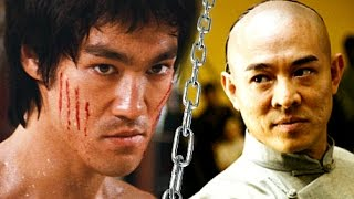 Bruce Lee Versus Jet Li! -☯Lee VS. Li | Jeet Kune Do vs. Beijing Wushu Martial Arts