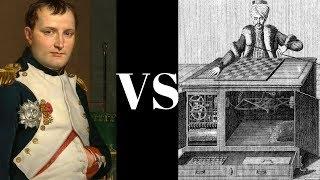 Napoleon Bonaparte Chess Game Vs The Turk The Most Famous Person Ever