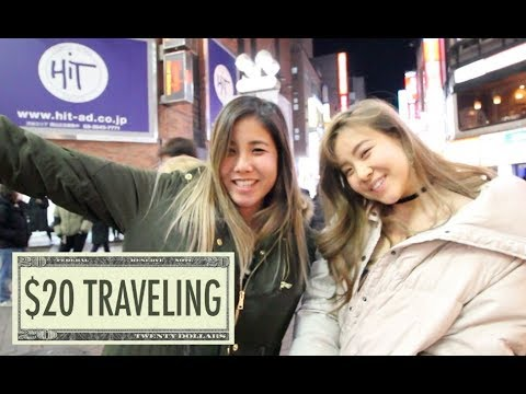 Tokyo, Japan: Traveling for 20 Dollars a Day - Ep 24