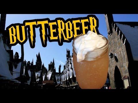 Harry Potter Butterbeer Recipe - Vegan ZOMBIE#17