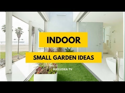 75+ Beautiful Small Space Indoor Garden for Your House