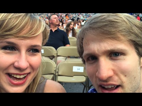 THE TAYLOR SWIFT CONCERT!