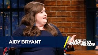 Download Aidy Bryant Passed Out in Her Apartment Hallway After an SNL Party Video