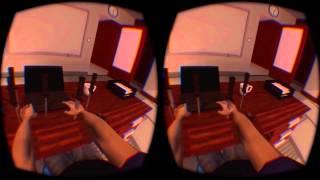 Oculus Rift DK2 - Don